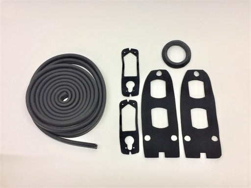 Supplemental Body Rubber Kit - 1962-69 Roadster