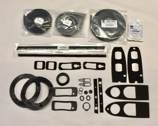 Complete Body Rubber Kit - MGB GT 65-76