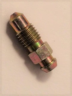 Bleeder Screw, TC rear cylinder