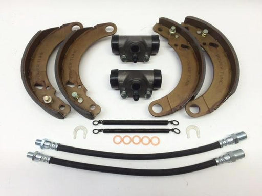 TC Complete Front Brake Kit