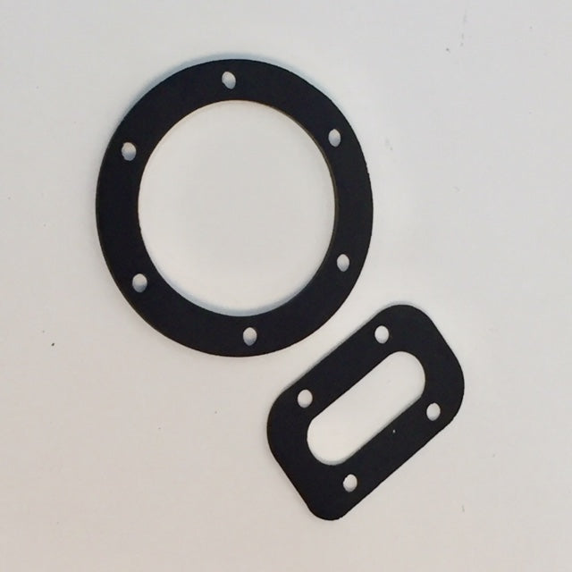 Gasket Set, fuel sender, Viton, MGB Early Style Tanks only (replaces 293-400)
