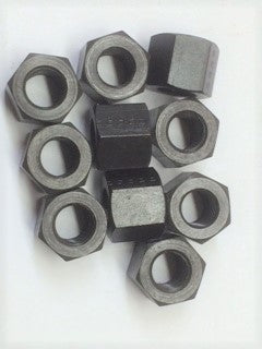 Nuts, Cylinder Head, Set of 10