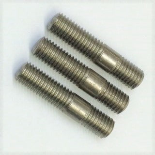 Stud, Exhaust Flange, TC, set of 3