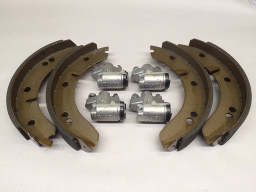 TD/TF Basic Front Brake Kit