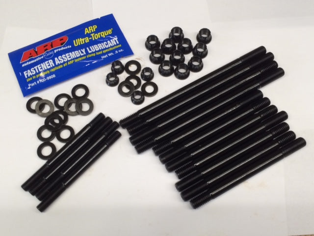 HEAD STUD KIT, Cylinder Head, Heavy Duty, ARP brand, MGB