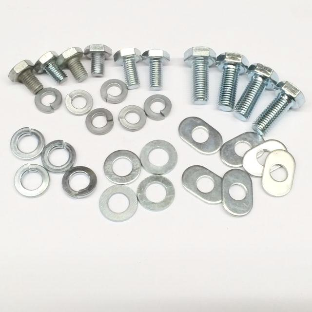 MGB Timing Cover Bolt & Washer Set