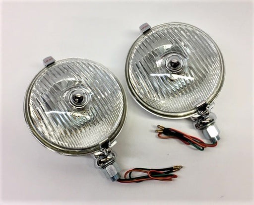 Lucas Fog Lamp Set