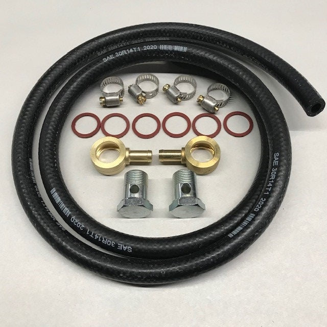 MGB Fuel Pipe to Hose Conversion Kit