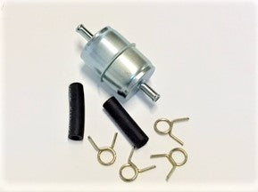 FUEL FILTER, MGB, metal body