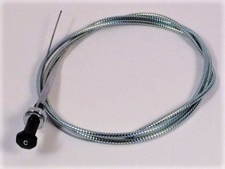 Choke Cable with Knob, TF