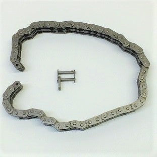 MGB TIMING CHAIN, double row, with master link
