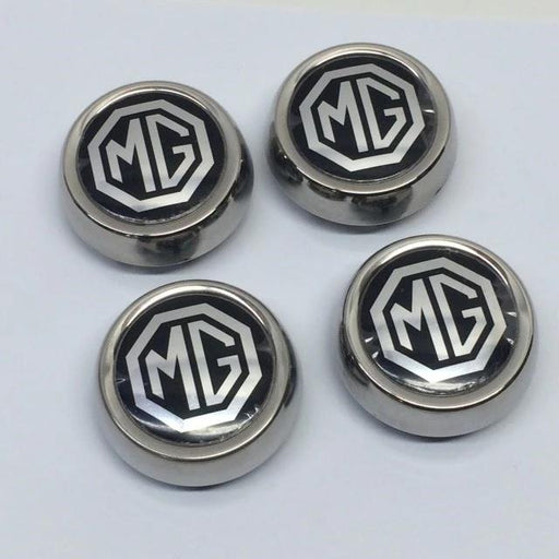 Center Cap Rostyle Wheel, Set of 4,  MGB