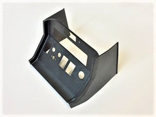 MGB Center Console, radio, 72-76