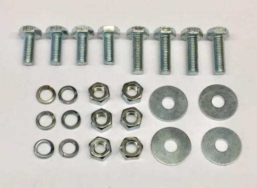 MG TC front valence bolt set