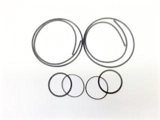 Gasket Set, 8 Rubber O-Rings, Large and Small Instruments, TC-TD