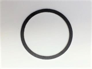 Rubber O-Ring, Glass to Gauge, Small Instruments, TC-TD
