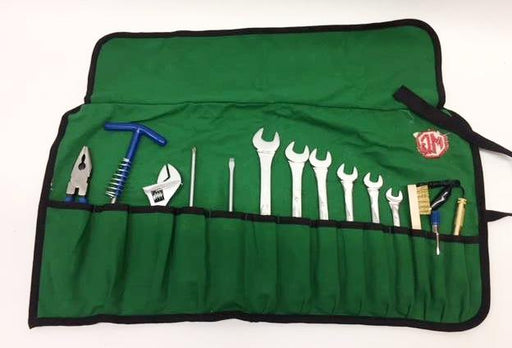 MGB 15 Piece Tool Kit with Tool Roll