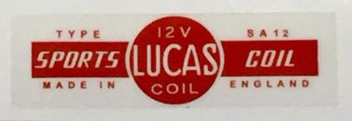 Lucas Sports Coil - Late