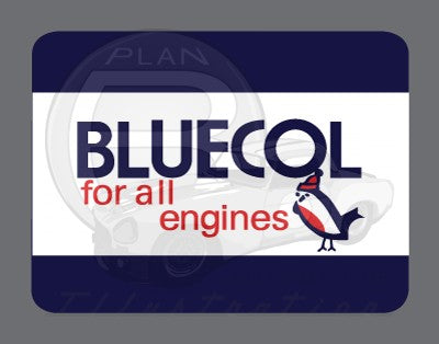Bluecol Anti-Freeze