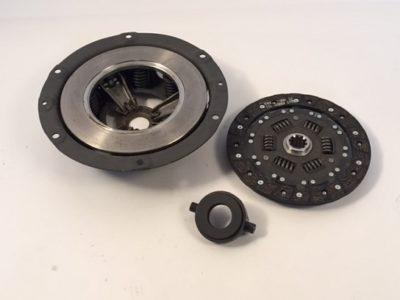 MG TC-TD Clutch kit 7 1/4″ (pressure plate assembly, bearing, & disc)