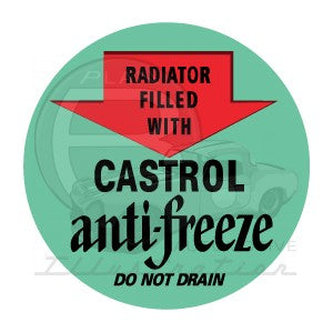 Castrol Anti-Freeze