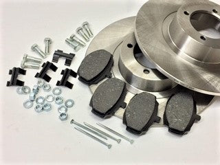 BRAKE KIT, MGB front, stock replacement