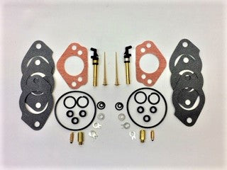 British Superior/Joe Curto Carburetter Kit, HIF4, AUD 493