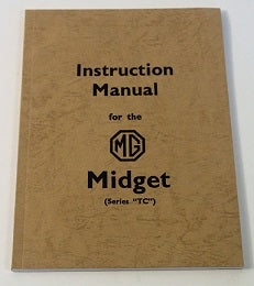 Instruction Manual, Series TC