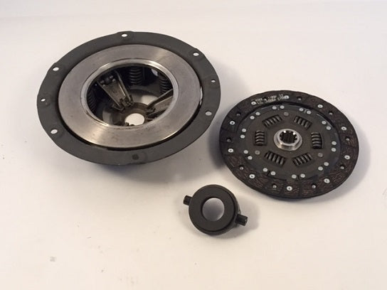 "MG TD-TF Clutch kit 8"" (pressure plate assembly, bearing, & disc)"