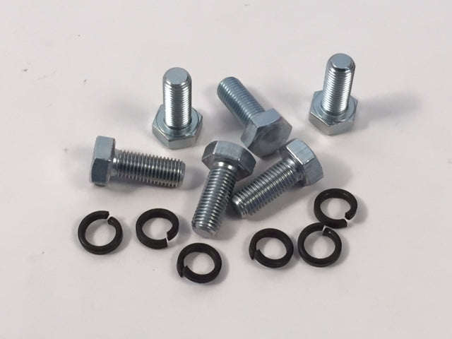 Bolt & Washer Set (6), Pressure Plate, 13mm head