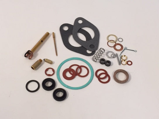 British Superior Rebuild Kit, for 1 carb, TC-TD Made in USA