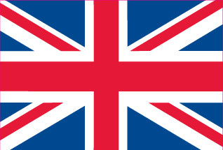 Union Jack Decal - 4.5""