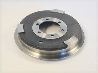 Brake Drum, Wire Wheel, TD TF