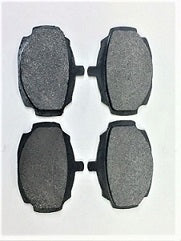 Brake Pad Set, MGB, semi-metallic