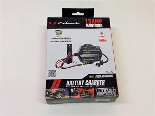 Battery Charger, 1.5 AMP