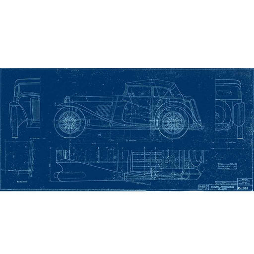 MG TC Blueprint
