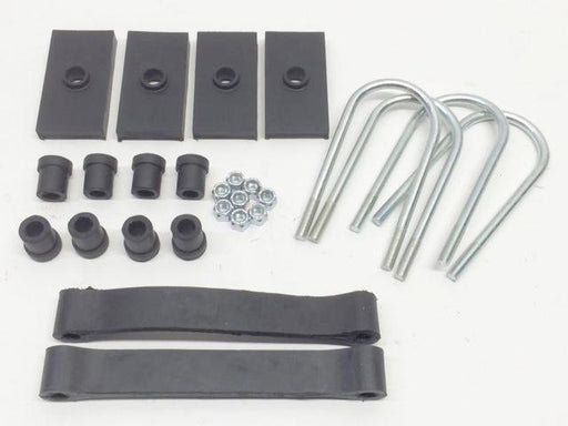 MGB Leaf Spring Mounting Kit, Tube Axle
