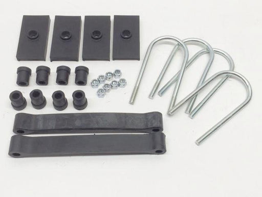MGB Leaf Spring Mounting Kit, Rubber Bumper cars