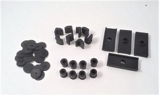 Premium Rear Suspension Rubber Kit