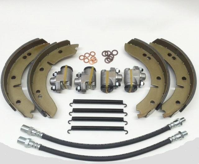 TD/TF Complete Front Brake Kit