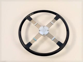 "Brooklands Steering Wheel, 15"",  TC"