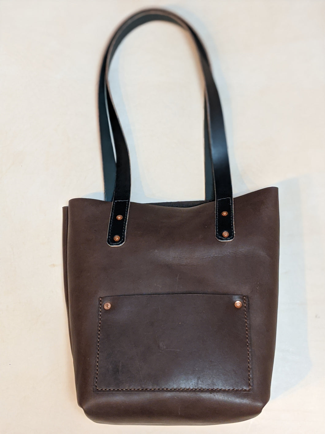 Tote Bag - Chocolate Brown