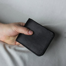Load image into Gallery viewer, Bifold Wallet - Black