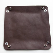Load image into Gallery viewer, Valet Tray - Chocolate Brown