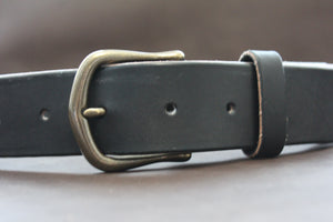Rustic Belt - Black