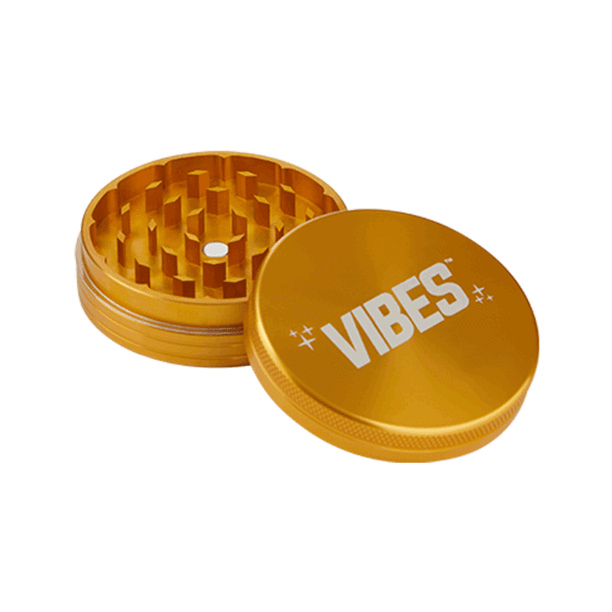 Vibes X Aerospaced 2-Piece Grinder