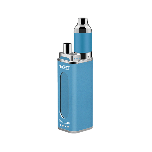 Yocan DeLux 2-in-1 Vaporizer