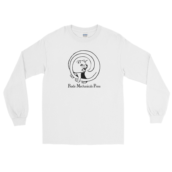 Rude Mechanicals Press Long-sleeve T-shirt