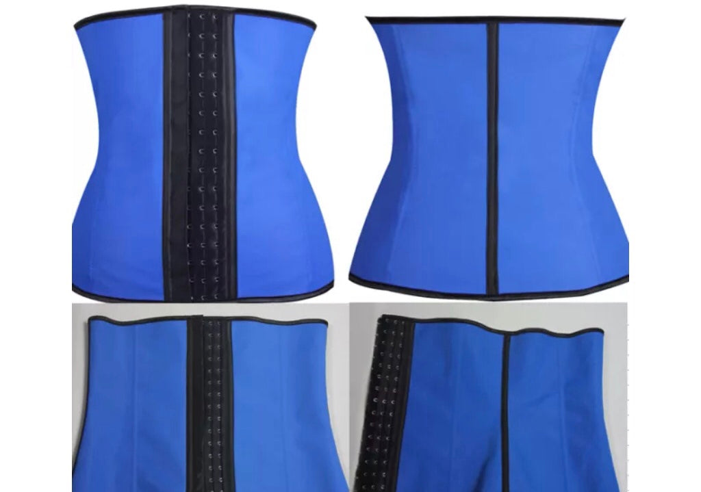 TruChic Triple Row Hook & Eye Waist Trainer