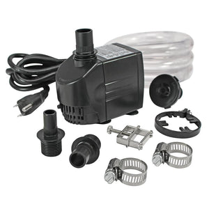290 GPH pond pump kit